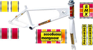 Bmx Bike Decals Custom Printing Dilco