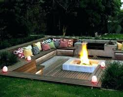 outdoor fire designs