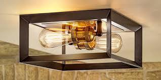 flush mount lighting semi flush mount