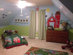 Farm Theme Boys Bedroom Cool Kids Bedrooms Kids Bedroom Themes Bedroom Themes
