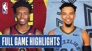 CAVALIERS at GRIZZLIES | FULL GAME HIGHLIGHTS