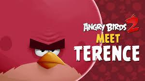Angry Birds 2 – Meet Terence: Big, Bad, Bold! - Angry Birds 2 ...