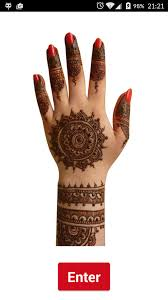Mehndi Wzory Z Henny Tatuaz For Android Apk Download