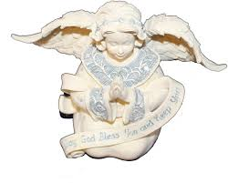Sarah's Angels - Adeline - May God Bless You and Keep You 2002: Amazon.ca:  Home & Kitchen