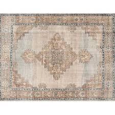 finn hand knotted rug 9 x 12 blue