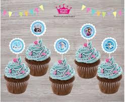 Topper Adorno Cupcake Cumpleanos Souvenirs X 30 Personalizad 237 19 En Mercado Libre