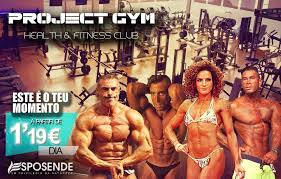 project gym health fitness club