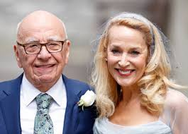 Rupert Murdoch Just Got Hitched With Model Jerry Hall - Maxim