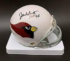 Amazon.com: Jackie Smith SIGNED STL Cardinals Mini Helmet + HOF 94 PSA/DNA  AUTOGRAPHED - Autographed NFL Mini Helmets: Sports Collectibles