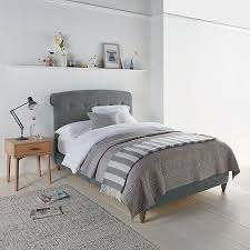 peachy bed frame by loaf at john lewis