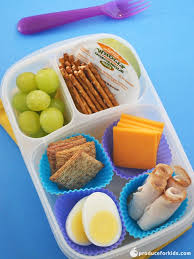 homemade lunchables produce for kids