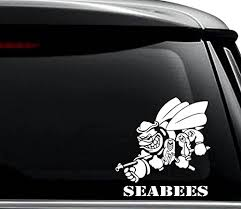 Us Navy Seabees Vinyl Decal Sticker For Car Truck Motorcycle Window Bumper Wall Laptop By N N Stickers At The The Seabee Store