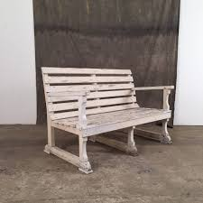 french outdoor bench espace nord ouest