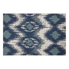 ikat cool outdoor rug 9 x12