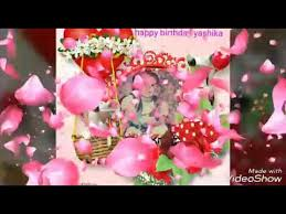 happy birthday my dear sister in law yashika nandwani