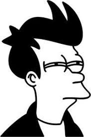 Futurama Fry Vinyl Car Window Laptop Decal Sticker Ebay