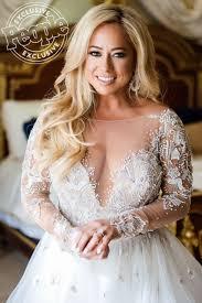 Cheetah Girl Sabrina Bryan's 'Fairy Tale' Custom Wedding Dresses: All the  Details   Sabrina wedding dress, Custom wedding dress, Wedding dresses