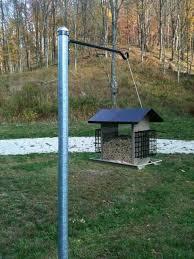 Bird Feeder Off Grid In West Virginia