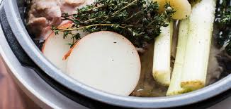pressure cooker soup stock kitchen