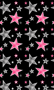 hot pink and black wallpapers 4642 hd
