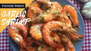 Easy Buttered Garlic Shrimp