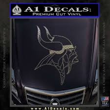 Minnesota Vikings Decal Sticker A1 Decals