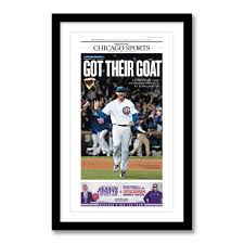 Chicago Cubs 2016 NLCS Champions Sports ...