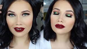 20 holiday glam makeup tutorials