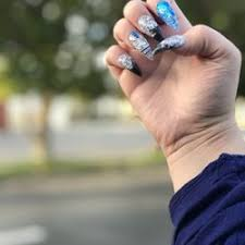 blue diamond nails 660 photos 318