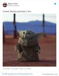 baby yoda memes to save you from the dark side bored panda
