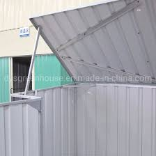 China Movable And Lockable Garden Metal Bike Shed Bs7 X3 China Storage Shed Garden Shed