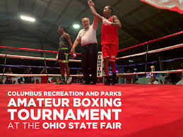 boxing tournament at the ohio