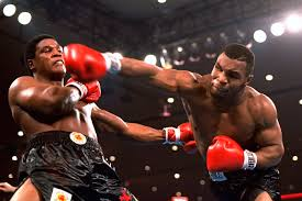 Mike Tyson scheduled to fight Roy Jones Jr. in eight-round ...