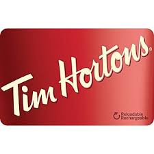 send a tim horton s gift card quickly
