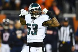 Linebacker Nigel Bradham is a starter-quality option for the ...