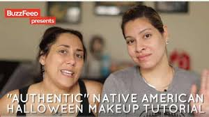 authentic native american makeup