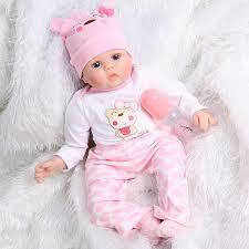 whole cute silicone reborn baby