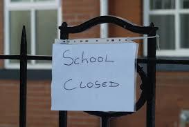 Image result for uk school closures