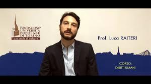 DIRITTI UMANI / Luca RAITERI - YouTube