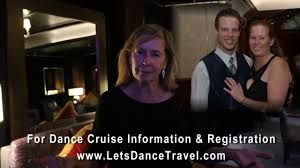 Let's Dance Travel Testimonial Page