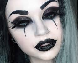 simple horror makeup ideas saubhaya