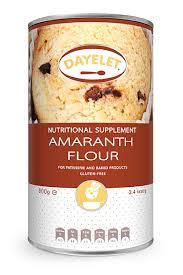 dayelet amaranth flour