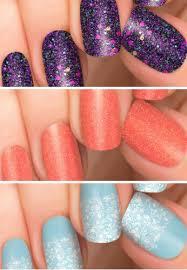 incoco nail polish applique papillon