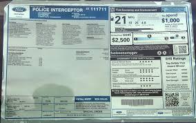 2014 Ford Taurus Police Interceptor Nordwulf