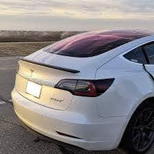 Amazon Com Spacex Decals 3d Metal Car Rear Trunk Emblem Sticker Badge Decals Compatible Tesla Model S Model 3 Model X Decorative Accessories Automotive