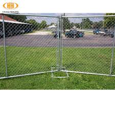 Chain Link Fence Panel Portable 4 6 8 High X 10 Ft Wide For America Buy Chain Link Fence Panel Portable Chain Link Panel Temporary Chain Link Panels Product On Alibaba Com