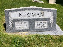 Ada Cross Newman (1889-1985) - Find A Grave Memorial