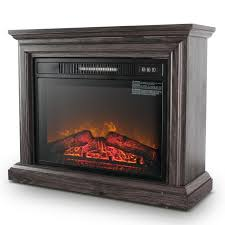 cozy living room fire portable electric