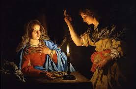 La vocación de la Virgen María - Vocación - Arguments