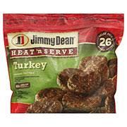 jimmy dean heat n serve turkey sausage